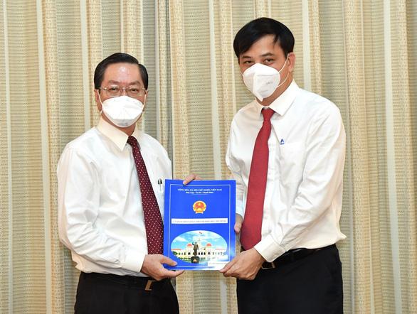 Bổ nhiệm ông Tăng Chí Thượng làm giám đốc Sở Y tế TP.HCM - Ảnh 4.