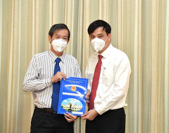 Bổ nhiệm ông Tăng Chí Thượng làm giám đốc Sở Y tế TP.HCM - Ảnh 3.