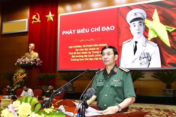 Đại tướng Võ Nguyên Giáp: Tư lệnh của các tư lệnh, vị tướng của hòa bình - Ảnh 3.