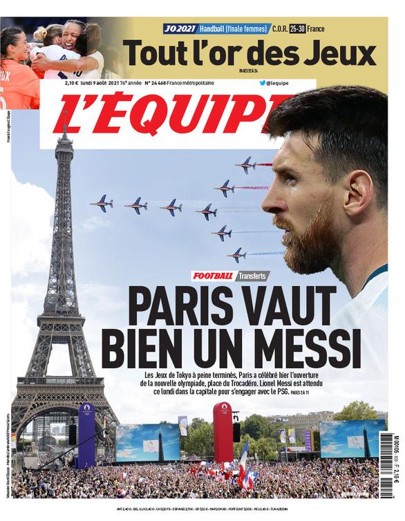 Messi và chuyện lắt léo chữ nghĩa - Ảnh 1.