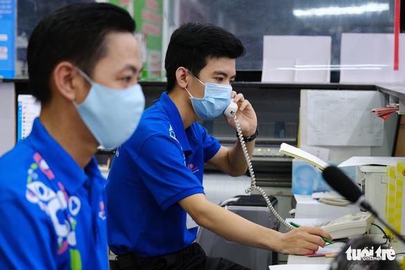 Đà Nẵng: Đường dây nóng siêu thị tê liệt vì quá tải đơn hàng - Ảnh 1.