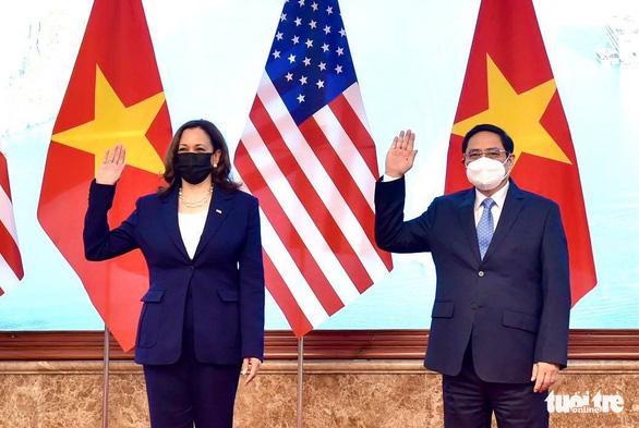 Mỹ ủng hộ một nước Việt Nam mạnh, độc lập và thịnh vượng - Ảnh 2.