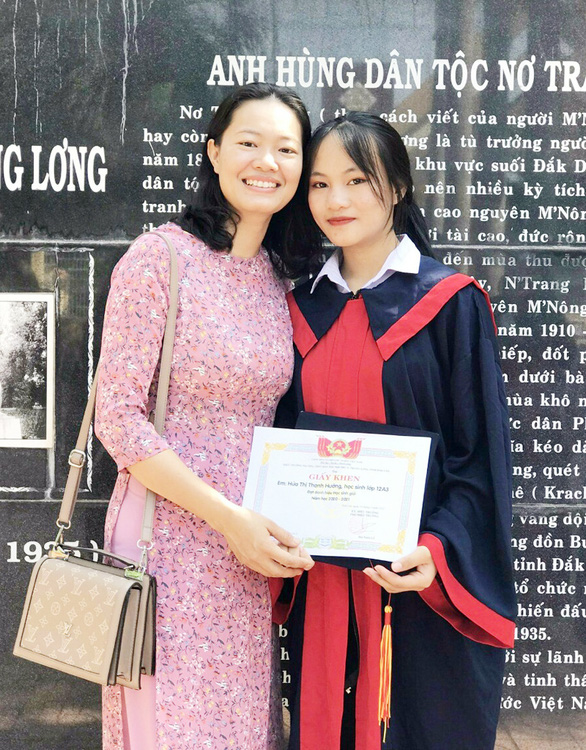 Nữ sinh đạt 27,8/30 điểm trúng tuyển ngành Quản trị Tài chính của ĐH Duy Tân - Ảnh 2.