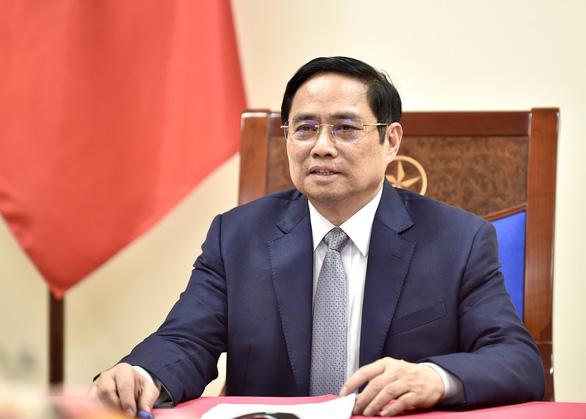 Thủ tướng Phạm Minh Chính đề nghị Bỉ ưu tiên viện trợ, nhượng vắc xin cho Việt Nam - Ảnh 2.
