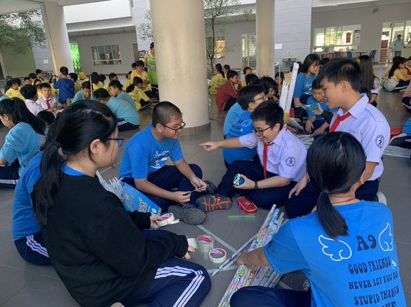 Công bố điểm xét tuyển vào lớp 6 Trường THPT chuyên Trần Đại Nghĩa - Ảnh 1.