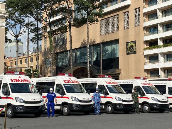 Tỉ phú Trần Bá Dương chi 800 tỉ đồng hỗ trợ chống dịch - Ảnh 4.