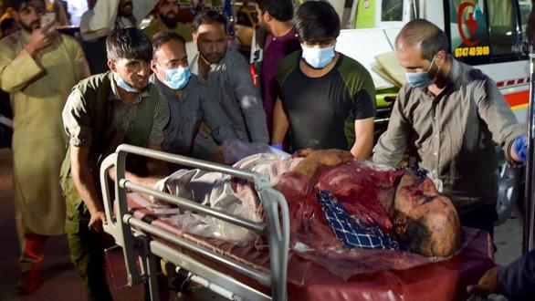 Mỹ chia sẻ tin tình báo với Taliban để chống khủng bố - Ảnh 1.