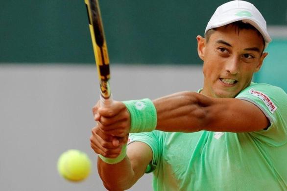 Antoine Hoàng vào vòng loại cuối Giải Mỹ mở rộng 2021 - Ảnh 1.