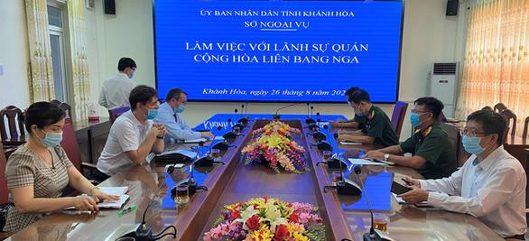 Khánh Hòa tổ chức cho công dân Nga bỏ phiếu bầu đại biểu Duma quốc gia Nga - Ảnh 1.