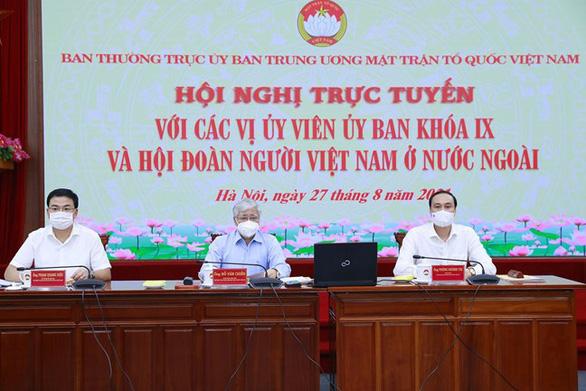 Mong sớm nối lại chuyến bay giữa Việt Nam với các nước có đông kiều bào - Ảnh 1.