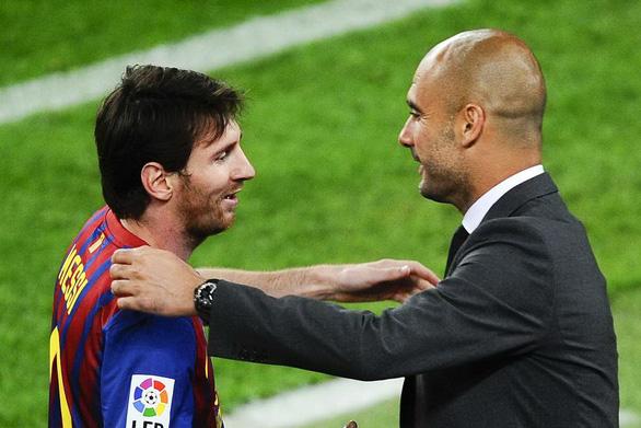 Guardiola - Messi: Đời khó biết chữ ngờ! - Ảnh 1.