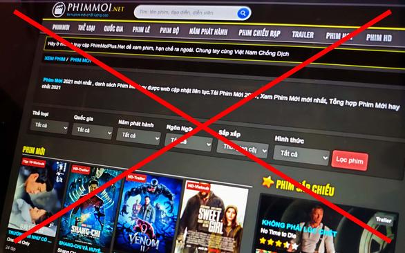 Khởi tố phimmoi.net: Dấu mốc cực kỳ quan trọng trong xử lý vi phạm bản quyền phim - Ảnh 1.