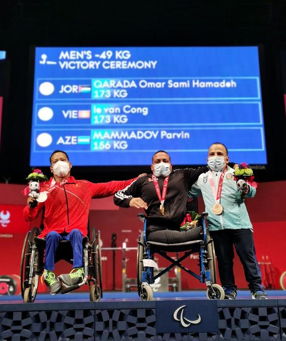 Tiền thưởng của vận động viên khuyết tật khi nào mới bằng vận động viên bình thường? - Ảnh 1.
