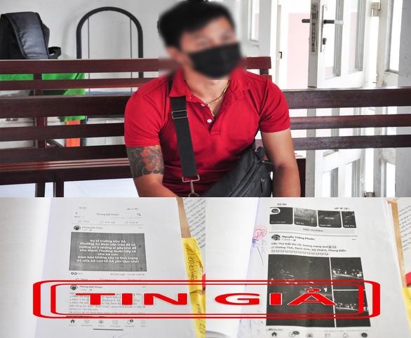 Xử phạt chủ fanpage 'Phước Cần Thơ' 10 triệu đồng vì thông tin sai sự thật - Ảnh 1.