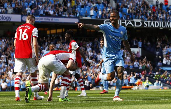 Thắng '5 sao', Man City đẩy Arsenal lún sâu vào khủng hoảng - Ảnh 4.
