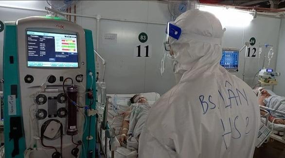 Cô gái 130kg ngoạn mục thoát khỏi nguy kịch do COVID-19 - Ảnh 1.