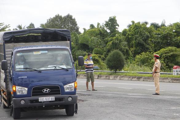 Thu hồi quy định xe chở hàng không đi trên quốc lộ 91, 91B khi quá cảnh Cần Thơ - Ảnh 1.