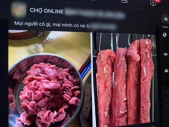 Vừa chuyển tiền mua thực phẩm online, lập tức bị người bán chặn tài khoản - Ảnh 1.