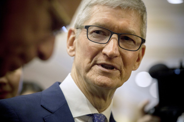 Tim Cook được thưởng 750 triệu USD sau 10 năm làm CEO Apple - Ảnh 1.