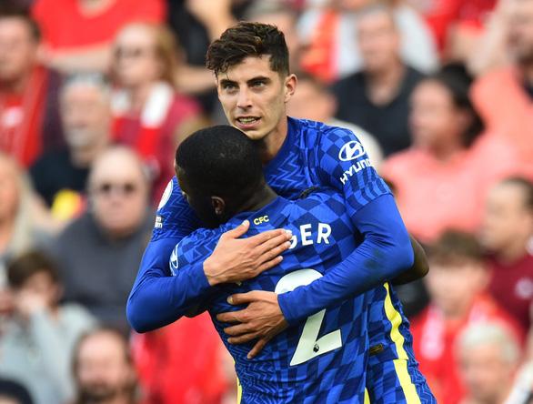 10 cầu thủ Chelsea kiên cường cầm chân Liverpool tại Anfield - Ảnh 2.