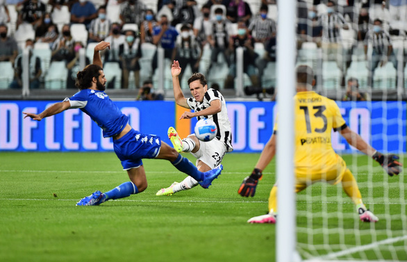 Juventus thua sốc trên sân nhà ở trận đầu tiên không có Ronaldo - Ảnh 2.