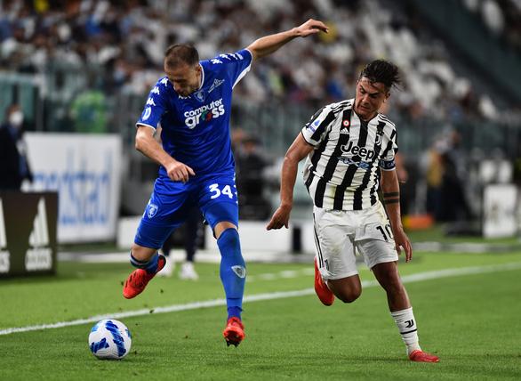 Juventus thua sốc trên sân nhà ở trận đầu tiên không có Ronaldo - Ảnh 3.