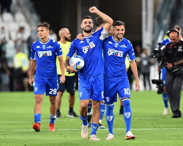 Juventus thua sốc trên sân nhà ở trận đầu tiên không có Ronaldo - Ảnh 1.