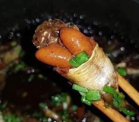 Khỏi COVID-19, Kim Đào lại nấu ăn, bày món tủ bún chả giò đơn giản - Ảnh 8.