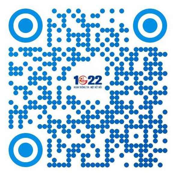 Cổng thông tin 1022 bổ sung 3 phương thức tiếp nhận - Ảnh 1.