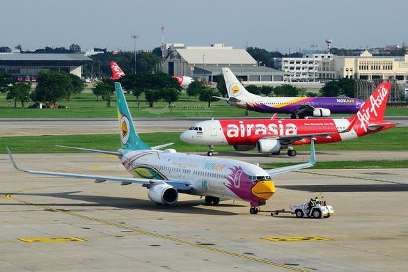 Thái Lan mở cửa, hàng không trở lại bầu trời - Ảnh 1.