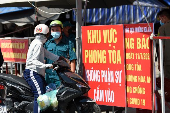 Lần thứ 4 gia hạn phong tỏa 5 phường của TP Biên Hòa, tổng cộng hơn 70 ngày - Ảnh 1.