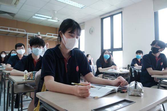 Năm học mới thích ứng dịch bệnh - Ảnh 4.