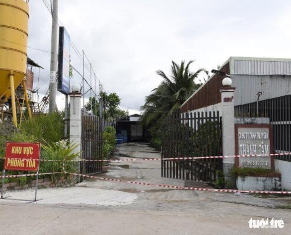 Giám đốc công ty thủy sản bị khởi tố vì để lây lan dịch bệnh - Ảnh 1.
