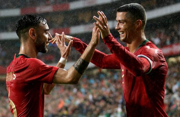 Thách thức chờ đợi Ronaldo - Ảnh 1.