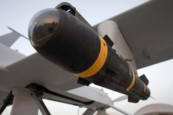 Tên lửa Mỹ dùng để không kích IS-K ở Afghanistan có gì đặc biệt? - Ảnh 1.