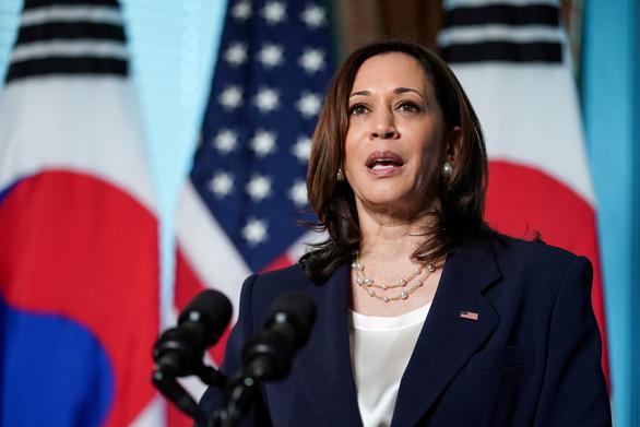 Phó tổng thống Mỹ Harris sẽ tập trung vấn đề Biển Đông khi thăm Việt Nam và Singapore - Ảnh 1.