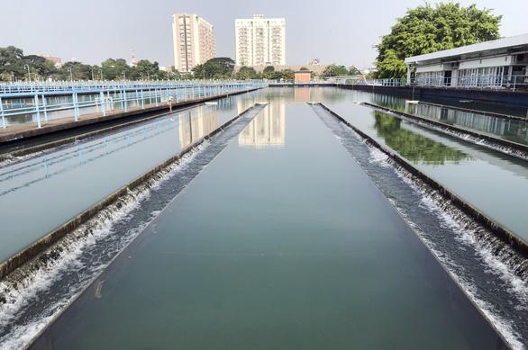 TP.HCM không tăng giá nước đến hết năm 2022 - Ảnh 1.