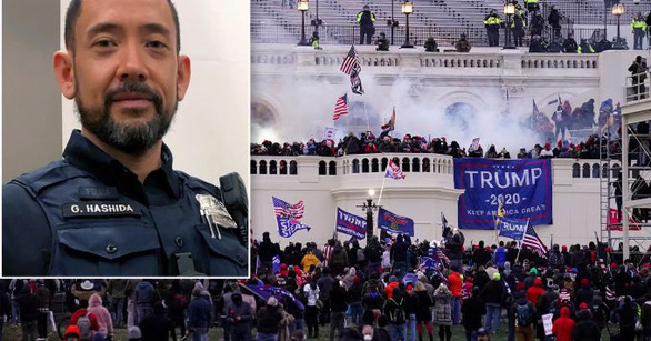 Bất thường hậu bạo động ở Capitol: Đã có 4 cảnh sát tự tử - Ảnh 1.