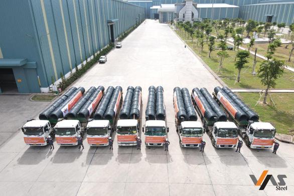 Thép VAS chinh phục thị trường Nhật Bản - Ảnh 2.