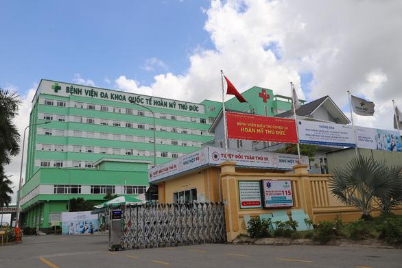 Bệnh viện điều trị COVID-19 Hoàn Mỹ Thủ Đức: Tất cả vì người dân - Ảnh 1.