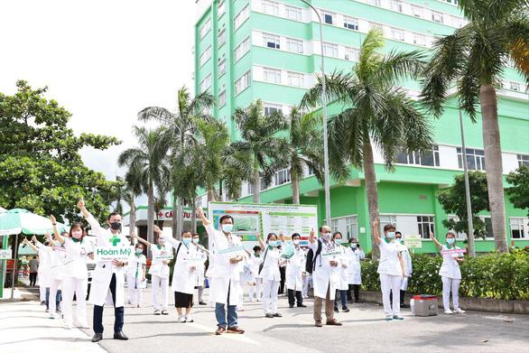 Bệnh viện điều trị COVID-19 Hoàn Mỹ Thủ Đức: Tất cả vì người dân - Ảnh 2.
