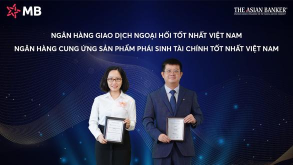 The Asian Banker vinh danh MB ba giải thưởng lớn - Ảnh 3.