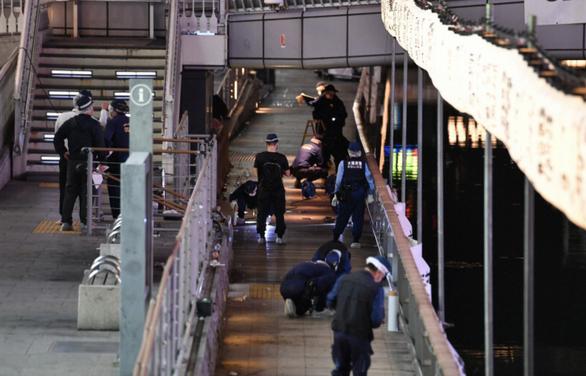 Thanh niên Việt bị đánh đập, đẩy xuống sông đến chết ở Osaka? - Ảnh 1.