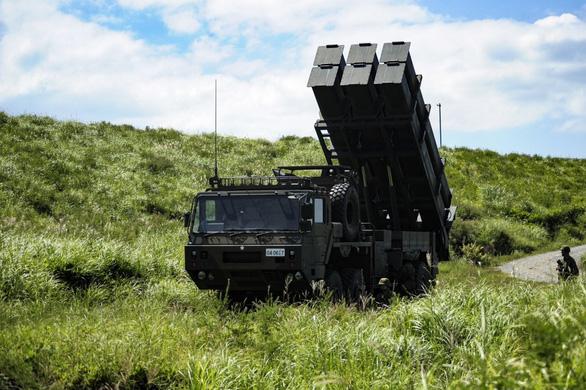 Nhật có kế hoạch triển khai tên lửa gần Đài Loan - Ảnh 1.