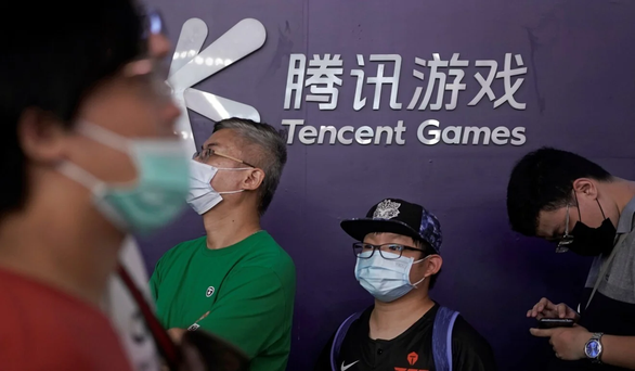 Báo Trung Quốc: Game online là thuốc phiện tinh thần, Tencent mất vèo 60 tỉ USD - Ảnh 1.