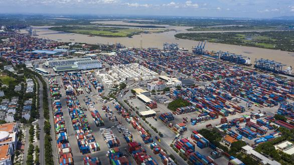 Ba giải pháp làm giảm hàng tồn ở cảng Cát Lái - Ảnh 1.