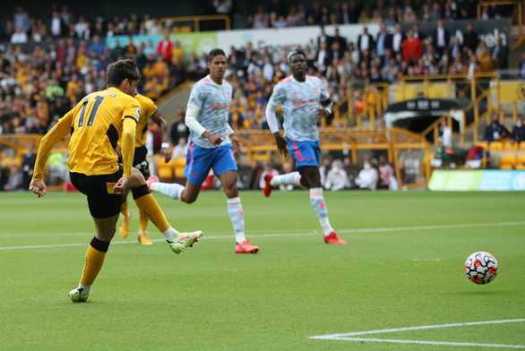 Greenwood tỏa sáng, Man Utd lập kỷ lục bất bại mới trên sân khách - Ảnh 1.