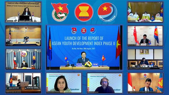 Tăng cường kỹ năng cho thanh niên ASEAN thích ứng với đại dịch - Ảnh 1.
