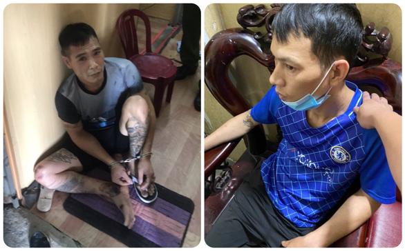 Công an Thái Bình bắt anh em Thủy 'Tơ' điều hành băng trộm cướp liên tỉnh - Ảnh 1.