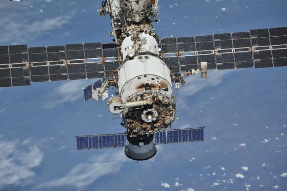 Phát hiện vết nứt mới trên module của ISS - Ảnh 1.